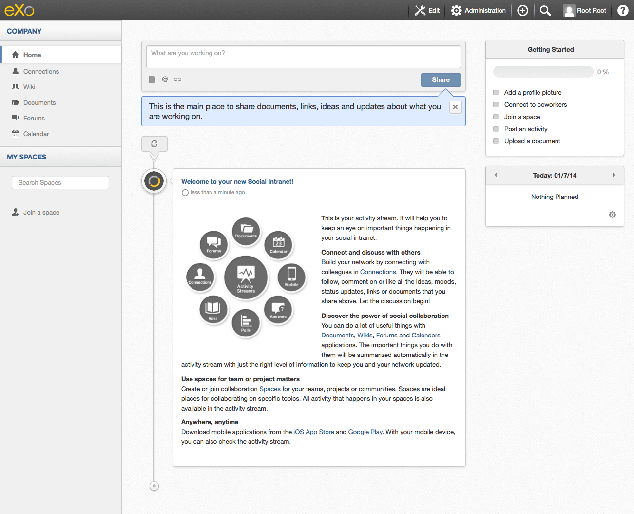 Open Source Knowledge Base